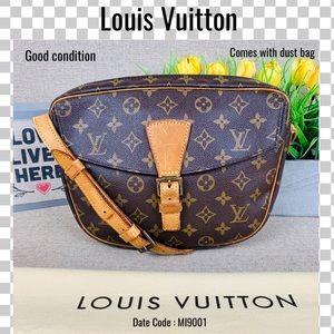 Louis Vuitton Crossbody bag jeunefille GM SHOULDER